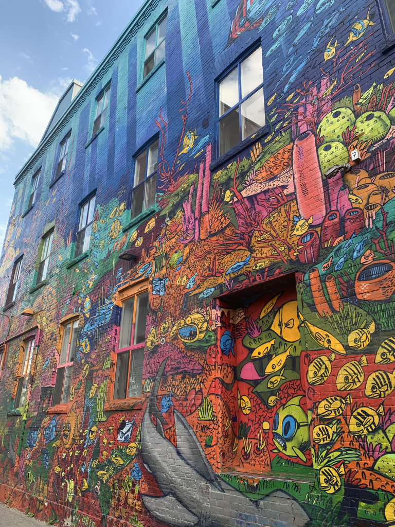 Image of Graffiti Alley